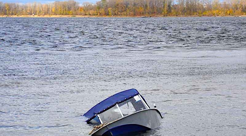 О безопасности плавания маломерного судна в осенний период