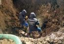 Рабочего завалило землёй в Самарской области