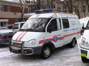 Аварийно-спасательный автомобиль Газель