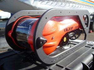 Телеуправляемый необитаемый подводный аппарат Обзор-150