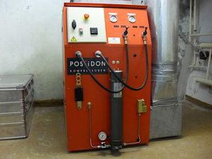 Компрессор высокого давления BAUER-POSEIDON SI 250