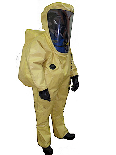 Костюм химический защитный Trellchem Super