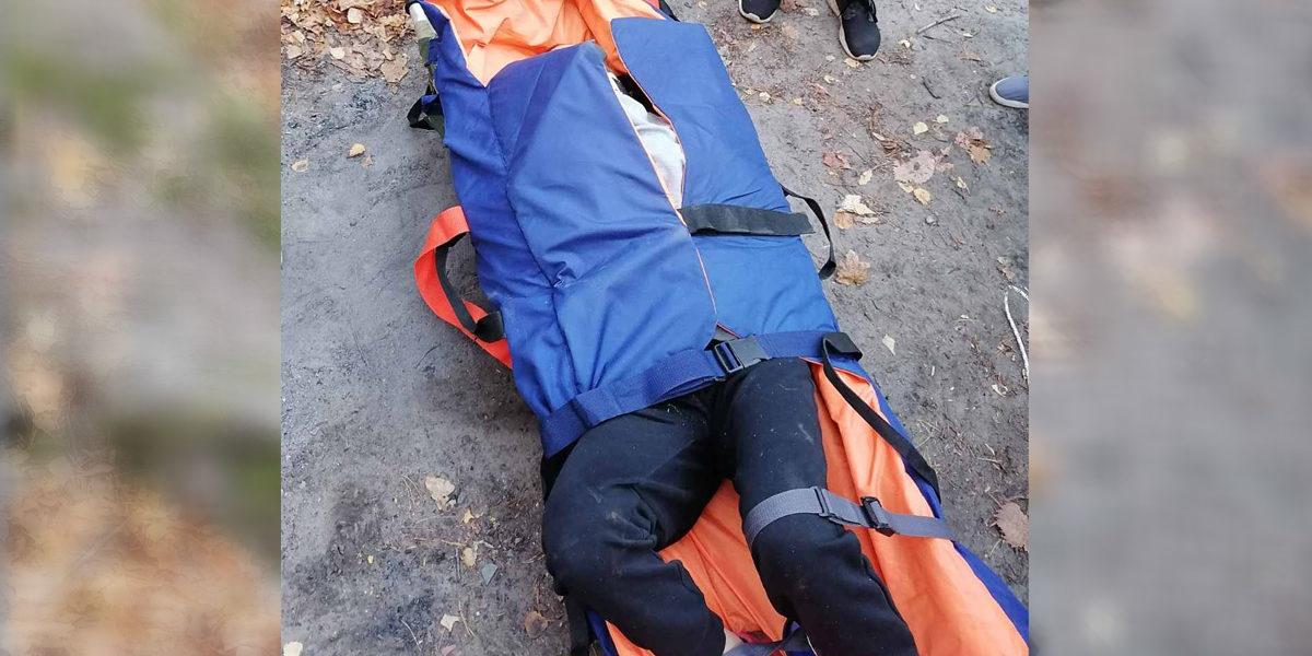 Несчастный случай на водопаде Девичьи слезы