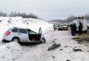 Спасательные работы на месте ДТП село Переволоки