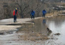 Поисковые работы на реке Вязовка