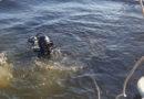 Водолазные поиски на реке Самара