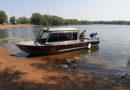 Поисковые работы на воде за 25 июня