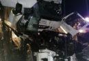 Спасательные работы на месте ДТП в Сызранском районе
