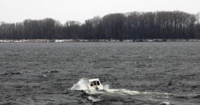 Особенности плавания на маломерном судне в осенний период